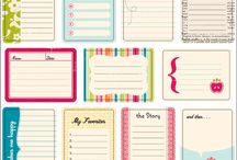 doodles, fonts and printables / by Lena Zamarripa Johnson