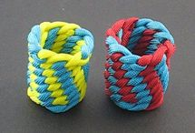 knots / by Louise Fralie