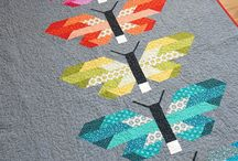 Nähen - Quilt* Butterflies