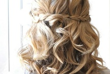 purtayy hair / by Leslie Vaught