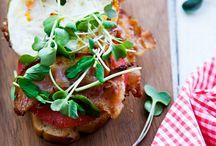 Recipes-Sandwich / by Karen Lickenbrock