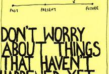 Stress & Worry