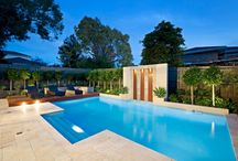 Swimming Pool / by My Decorative