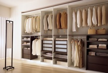 Wardrobe interior ideas