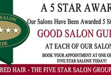 Red Hair Salons in Hastings and Battle