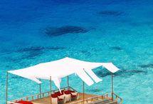 BEACH PARADISES...