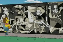 Pintor : Picasso (Guernica)