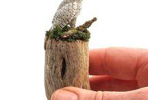 Miniature Garden Animals