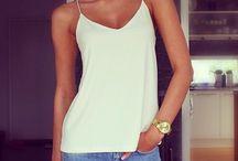 White (T)-Shirts