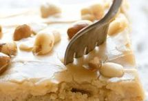 peanut better cake