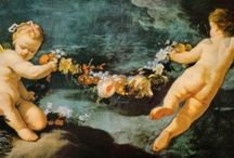 Artists - paintings - Canvas / Πίνακες σε καμβά από κλασσικούς ζωγράφους.