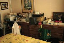 DIY Bedroom Organizing