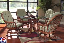 Furniture Made in USA - Classic Rattan / Our Classic Rattan lines are built right here in the USA! Its great to be a part of an American Classic! http://youtu.be/sQXKhKc6ZKs