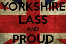 I ❤️ That I am a Yorkshire Lass / This site is all about Yorkshire and all the beauty within. / by Jayne Fearnley