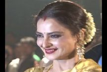 Rekha / Rekha's latest hot news, gossips, pictures, photo shoots, videos, and interviews.
