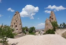 rondreis Cappadocie / Van 10 t/m 18 mei heb ik samen met Ina een rondreis gemaakt door Cappadocie Turkije!