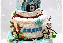 Frozen / Torta
