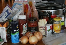 Crockpot Goodies / by Lisa Gonzales