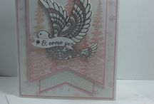 Stampin' Up Dove of Peace