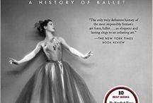 Wonderful Dance & Ballet Books