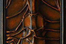 leather  art