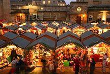 Bath Christmas Markets / The UK's Favourite Christmas Market