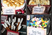 Harry Potter Party Food / by Kelly the Culinarian