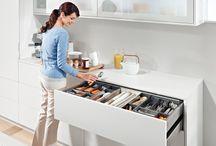 Binnenlade keuken