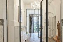 Steel glass door / Steel glass door
