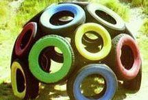 tyre toys