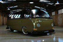 Volkswagen Customs / The never ending customization of the Aircooled VW  / by Matt Carpenter