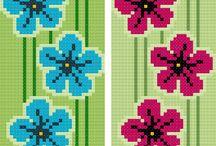 etamin şablon / kaneviçe yapmak için en güzel şemalar