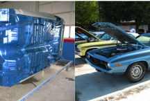 Before & After Restorations
