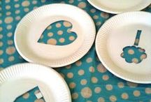 Paper Plates / by NiftyThrifty1