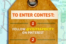 Rapid City Pin to Win / by Sara Nelson
