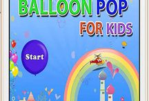 Urdu Balloons Pop For Kids / A classic balloon popping game which helps your nursery children in learning Urdu Alif, Bay, Pay.  Great educational baby app for kids who love to pop balloons.