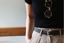 French wardrobe basics