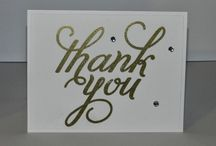 2014 Thank You Card Series