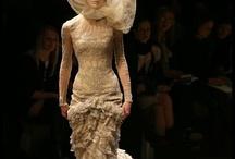 Alexander McQueen / Designs, Catwalks, Ideas / by Rosie Mason