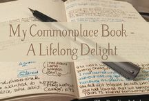 Commonplace books, omni journals ect.