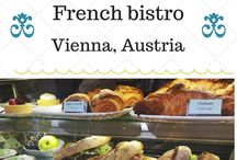 Vienna, Austria: Lunch/Dinner / Recommendations on places to have lunch or a snack in Vienna, Austria.