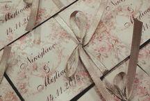 Wedding favors& invitations / Οι δικές μας χειροποίητες δημιουργίες για τον δικό σας γάμο!