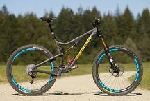 Santa Cruz / Mountain bikes
