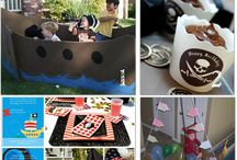 Birthday Party Ideas / by Susan Abbott