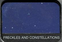 Book: Freckles and Constellations