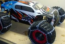 Monster Trucks / The best RC (radio-controlled) monster trucks dominating the planet.