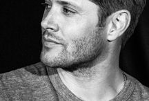 Jensen Ackles / Pictures of Jensen Ackles, alternatively featuring Misha and/or Jared