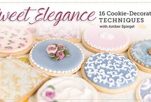 cookie and cake decorating.