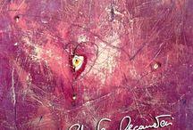 """Cataloghi di Arte Astratta di Roberta Recanatesi / """"Nelle mie creazioni traggo ispirazione dalla natura intorno a noi, dai suoi colori e dalla sua bellezza, e dall'immensità del cosmo, con i suoi innumerevoli segreti. Il mio modo di creare è istintivo, gestuale, slegato da forme realistiche, dettato dall'inconscio. """" Roberta Recanatesi Per informazioni visita il mio sito: www.robertarecanatesi.com o inviami una email: robyrer@libero.it"""