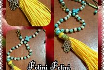 macrame jewellery by Fotini Fotini Mazaraki